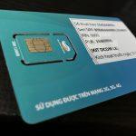 ダナン国際空港 新第2ターミナルでSIMカードを入手する